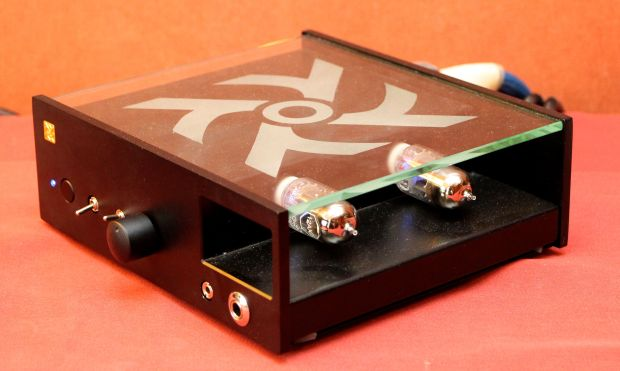 Jolida Tube Headphone Amplifier Prototype