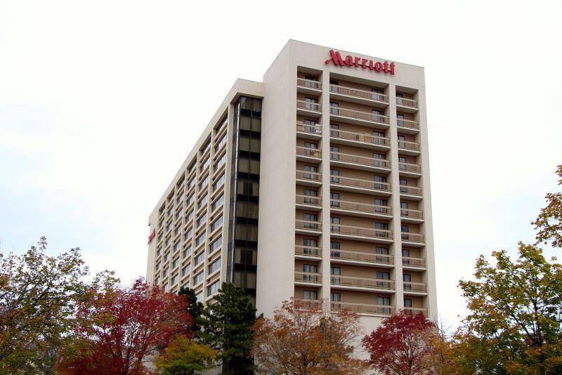 Marriott in Denver