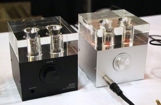 Woo Audio WA7 Headphone Amplifier DAC Combo