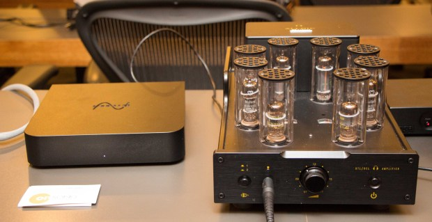 Allnic HPA5000 Headphone Amplifer