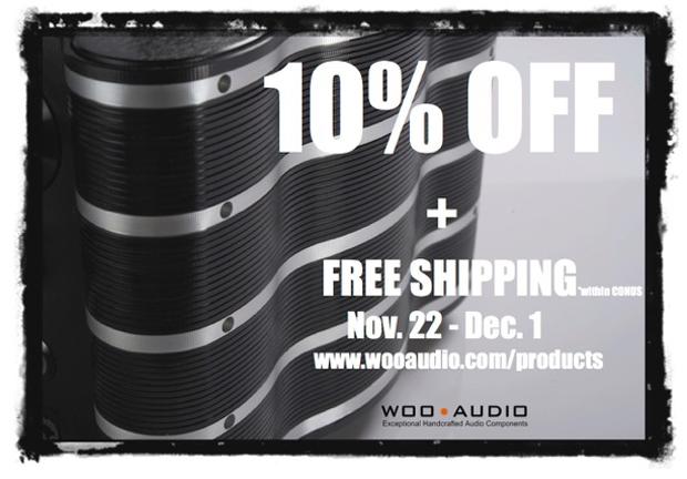 Woo Audio Promo