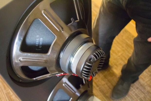 Spacial Audio Loudspeaker at AXPONA 2016