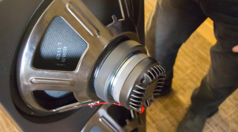 Spatial Audio Loudspeaker at AXPONA 2016