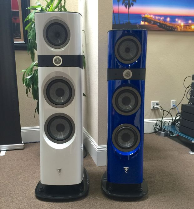 Focal Sopra No 2 and 3