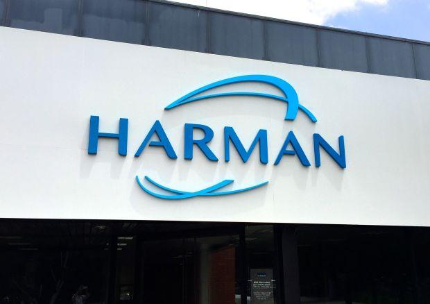 The New Harman Logo