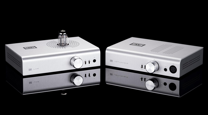 The Lyr 3 and Jotunheim Multibit from Schiit