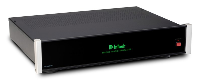 The New MS500 and MCD600 from McIntosh Labs
