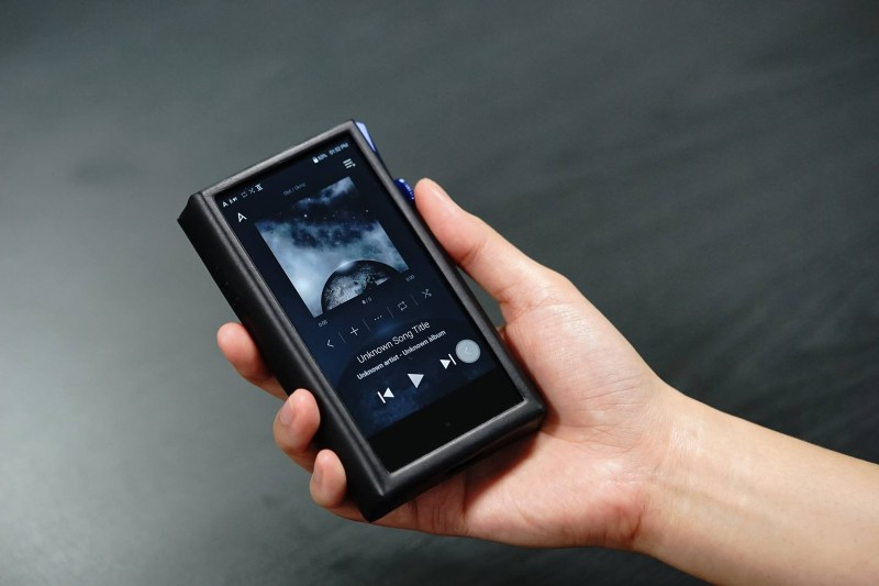 Astell & Kern new Flagship DAP and Android APK