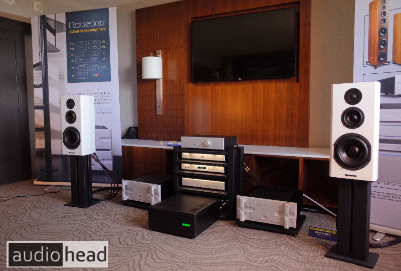 Bryston At Rocky Mountain Audiofest 2018