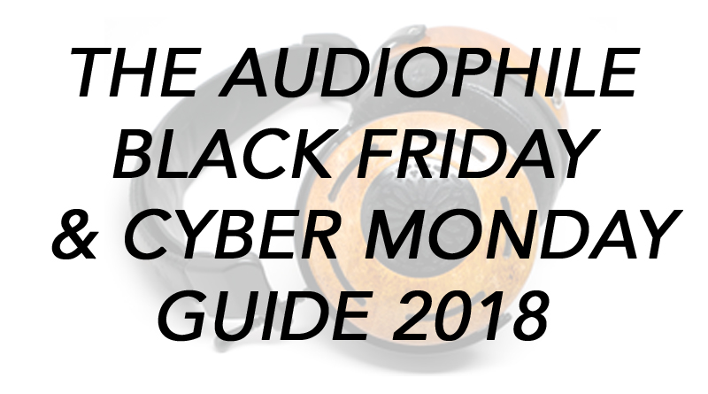 Audiophile Black Friday
