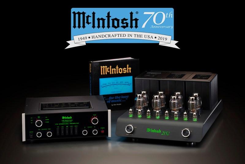 McIntosh 70th Anniversary