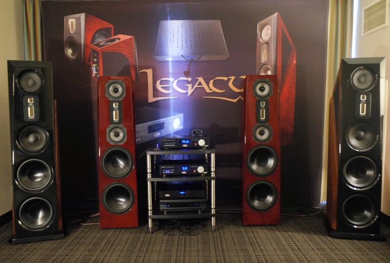 Legacy Speakers