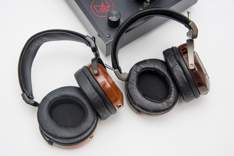 Earpads on the ZMF Aelous and Verte Headphones