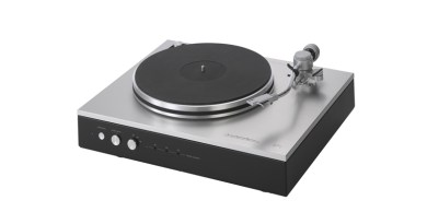 Luxman's New PD-151 Turntable
