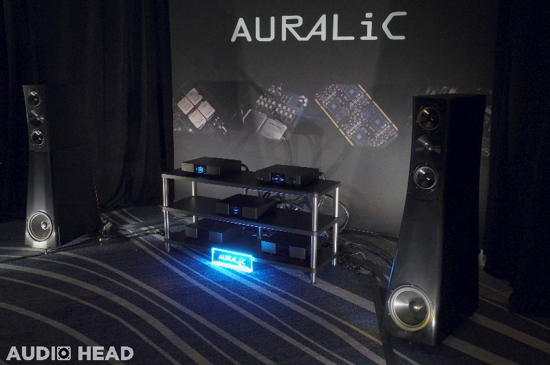Auralic, YG Acoustics, Ryan Speakers - AXPONA 2019