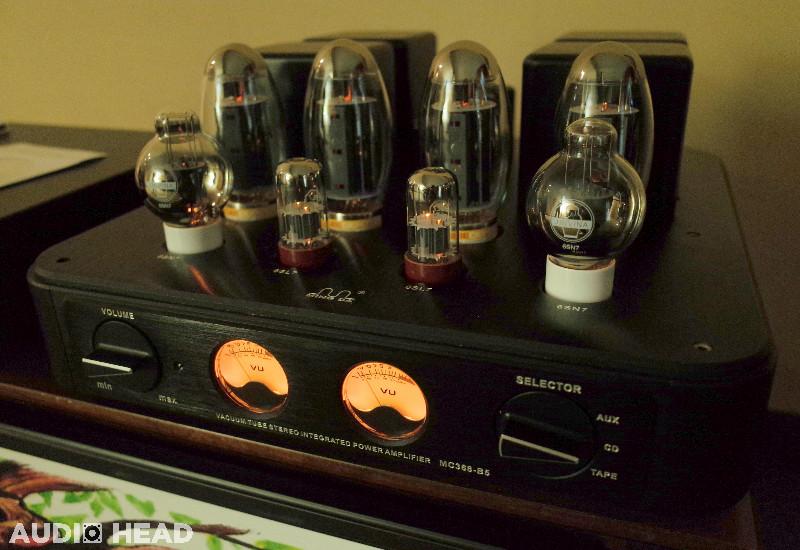 MC 368-B150 Class-A Integrated Amplifier (KT150 / 70wpc Triode)