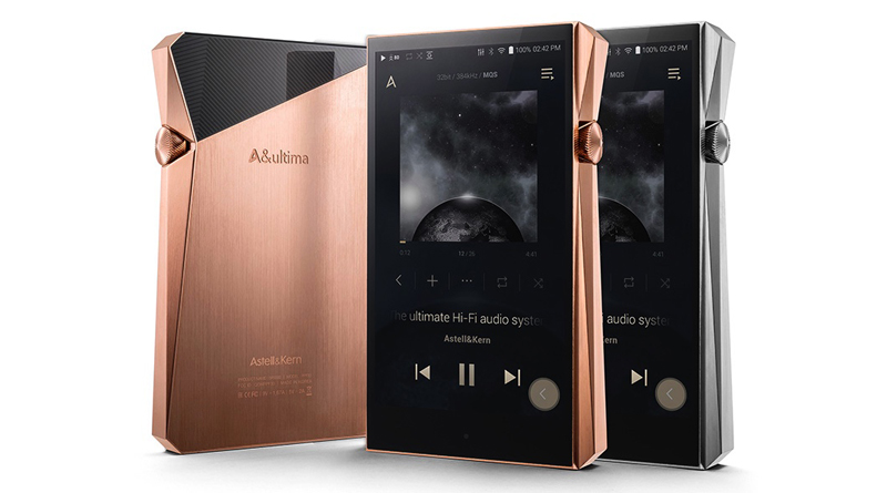 A&ultima SP2000 by Astell and Kern AK