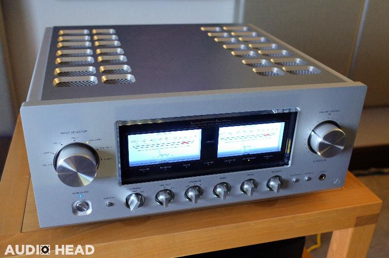 Luxman Amplifier