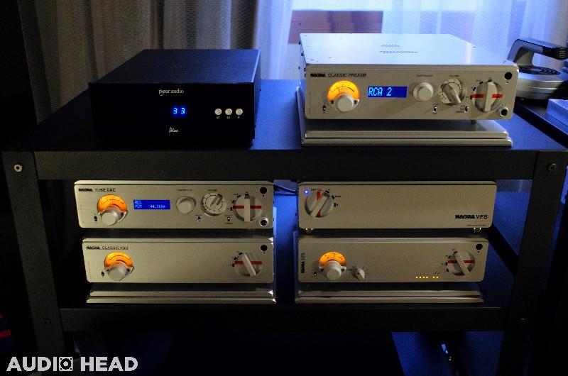 Nagra audio Gear.