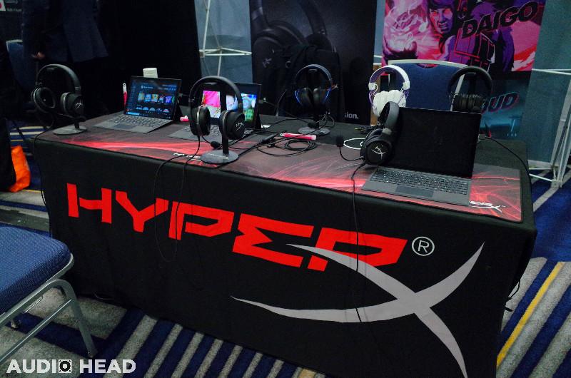 HyperX at CanJam SoCal 2019