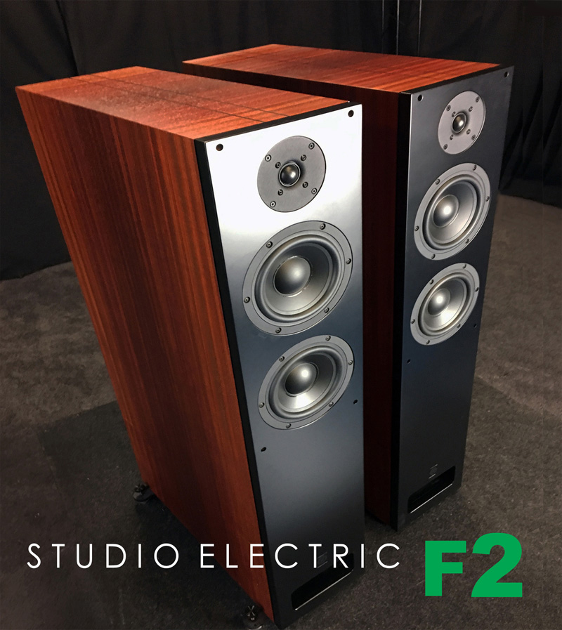 Studio Electric F2 Speaker