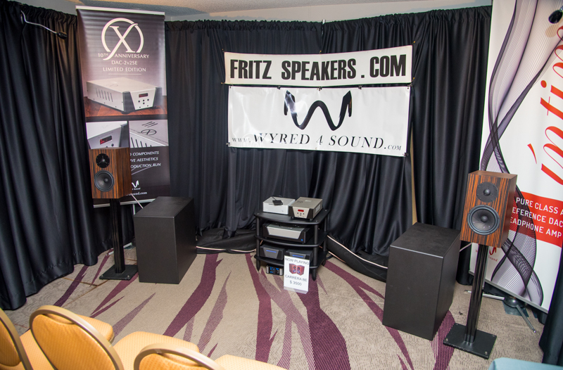 Wyred 4 Sound at T.H.E. Show 2019