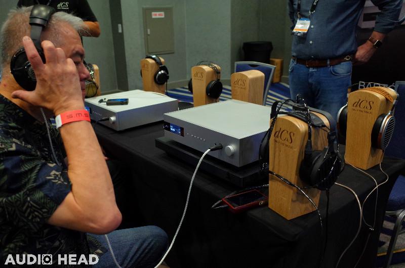 dCS Bartok headphone amplifier