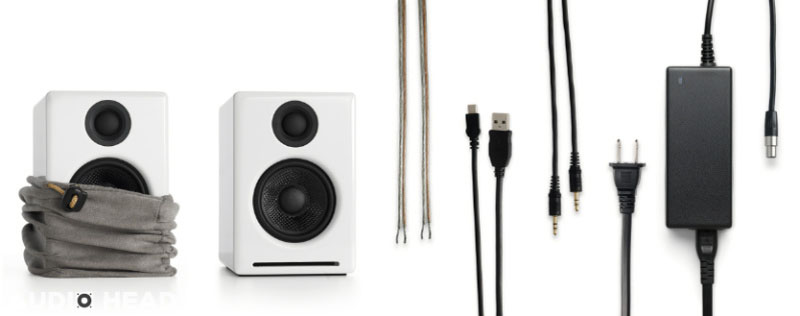 Audioengine A2+ Accessories
