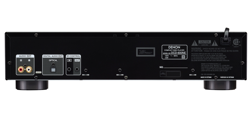 Denon PMA 600NE Integrated Amplifier