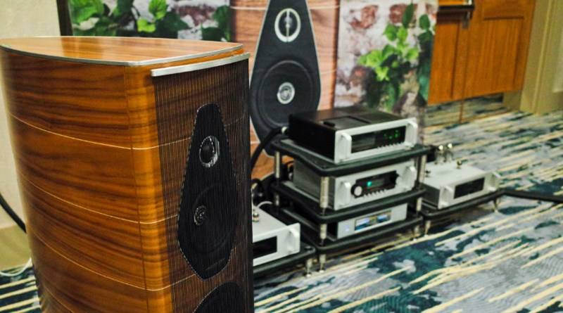 Sonus Faber Unveils Olympica Nova With Audio Research – RMAF 2019