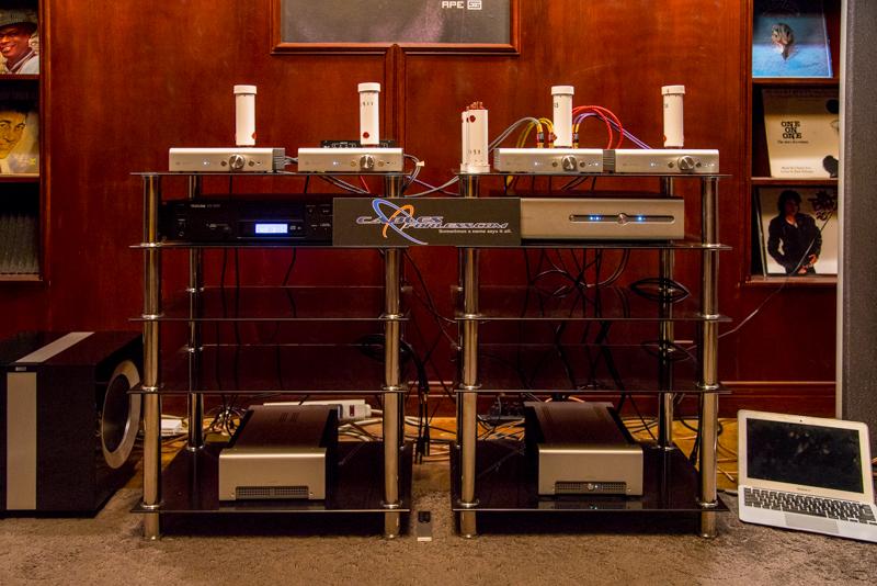 Double Blind AB For Analog Audio Tubes