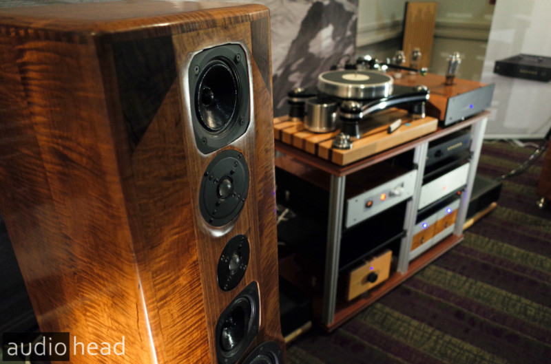 Daedalus Audio, Linear Tube Audio, LampizatOr, VPI, Soundsmith, & WyWires - CAF 2019