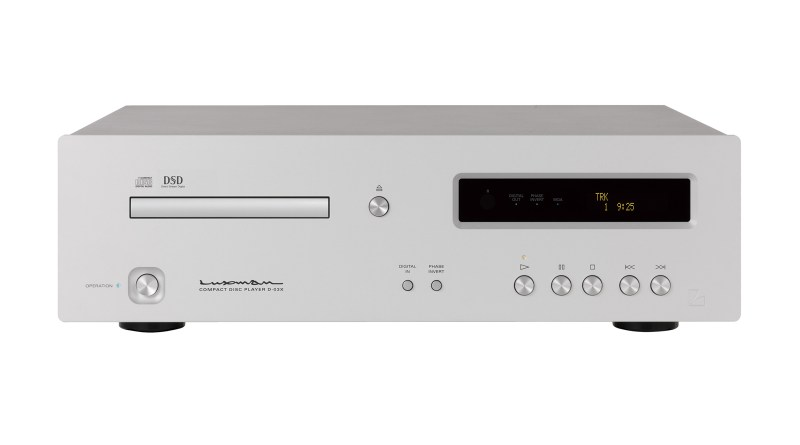 Luxman D-03X CD and Digital Media Player