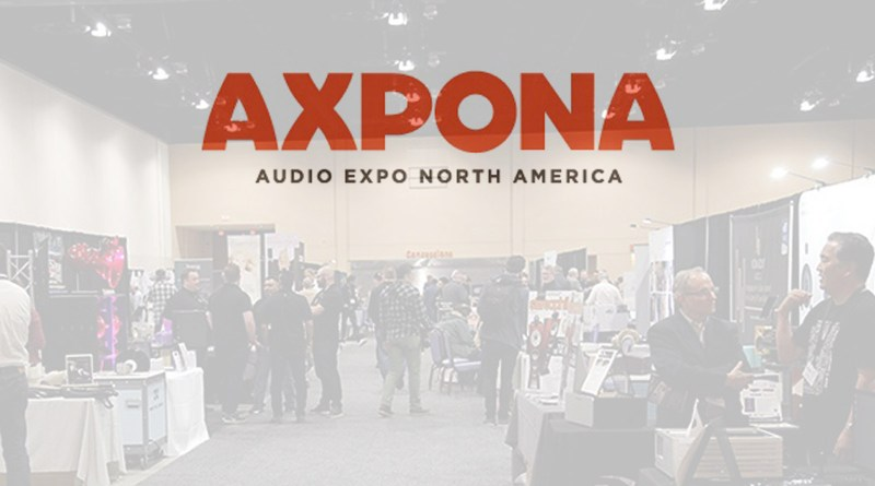 AXPONA 2021 dates and pricing.