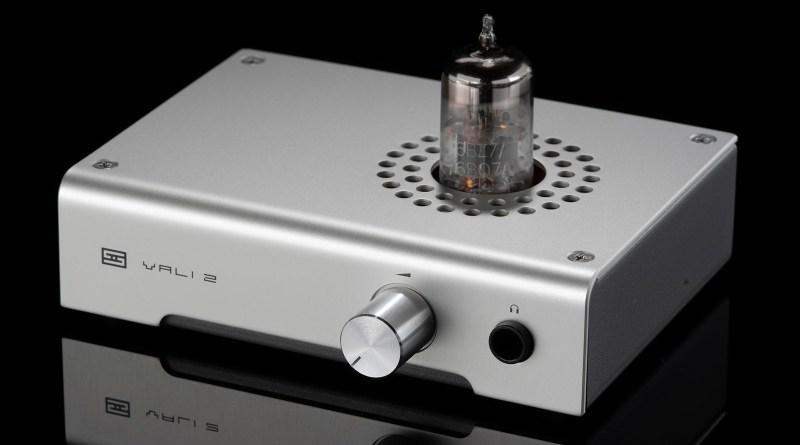 Schiit Vali 2+ tube headphone amplifier