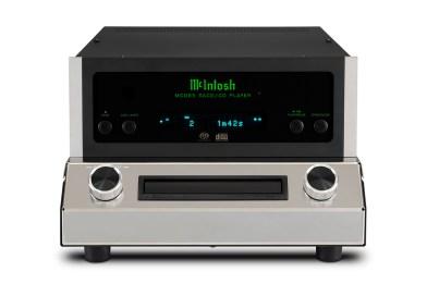 Got CDs? McIntosh Has The New MCD85 SACD/CD Player For You