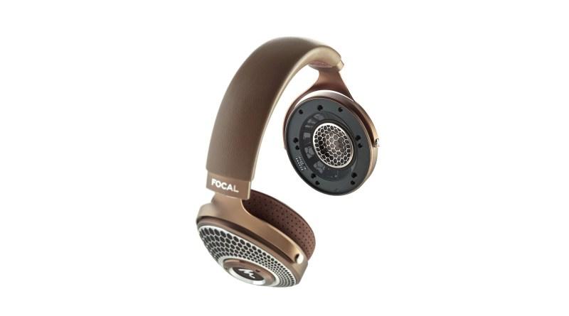 Focal Clear Mg Headphone inner cup.