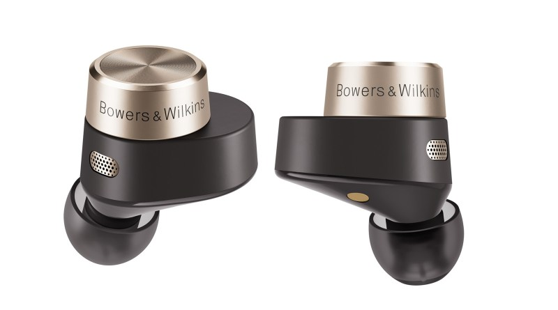 Bowers & Wilkins Intro The PI7 And PI5 True Wireless Earphones