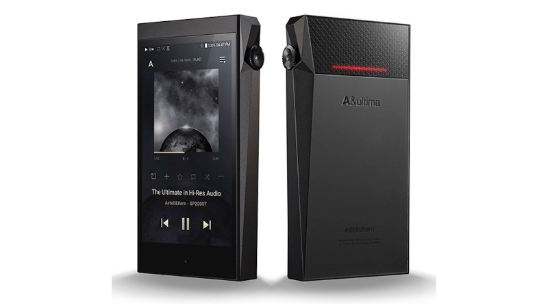 Astell and Kern SP2000T DAP
