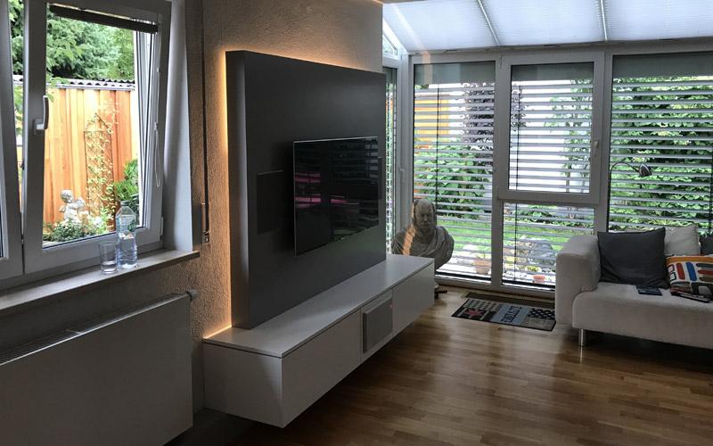 Wohnzimmerschrank Real