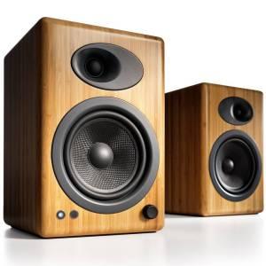 Audioengine A5+ (Bamboe)