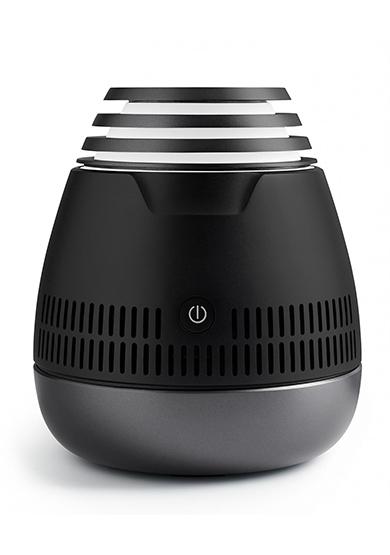 Aromasound Bluetooth Speaker + Diffuser - Honey Black