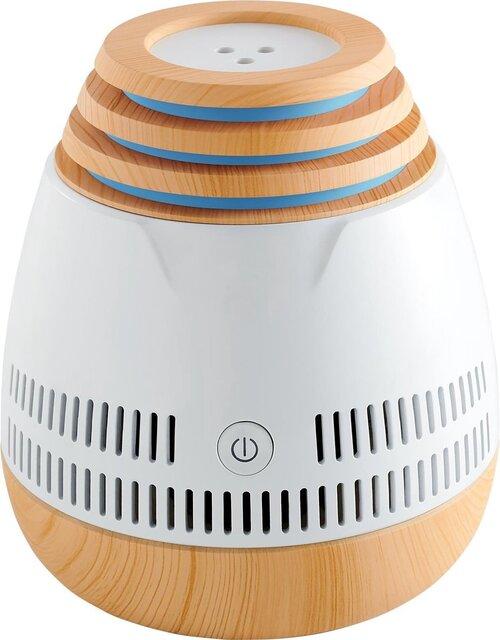 Aromasound Bluetooth Speaker + Diffuser - Honey White