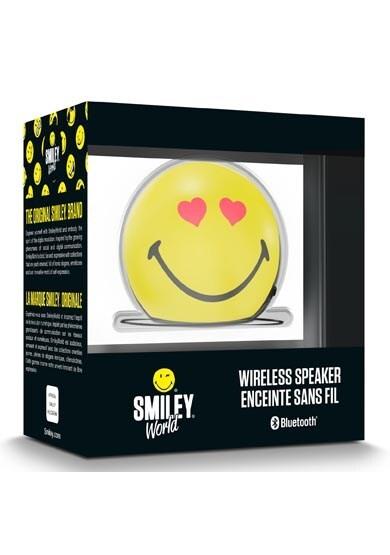 Draagbare Speaker Met Bluetooth - Smiley In Love