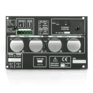 RAM Audio GPIO S alarm en monitoring-module voor S-serie versterker