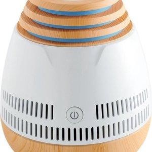 Aromasound Bluetooth Speaker + Diffuser - Honey White - Accessoires (3499550374476)