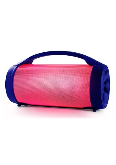 Bluetooth Speaker Party - Lite + Microphone - Blue - Accessoires (3499550381764)