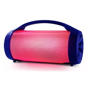 Bluetooth Speaker Party - Lite + Microphone - Blue - Accessoires (3499550381764)