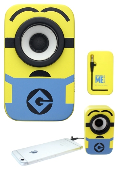 Minions Eye Mini Speaker - Accessoires (5015909415096)