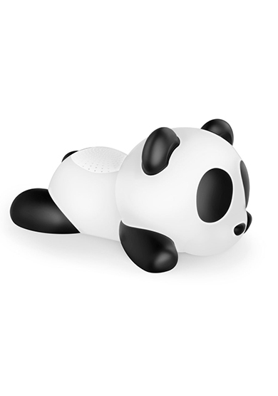 Bluetooth Usb Aux Speaker With Light - Panda 2 - Accessoires (3499550381498)